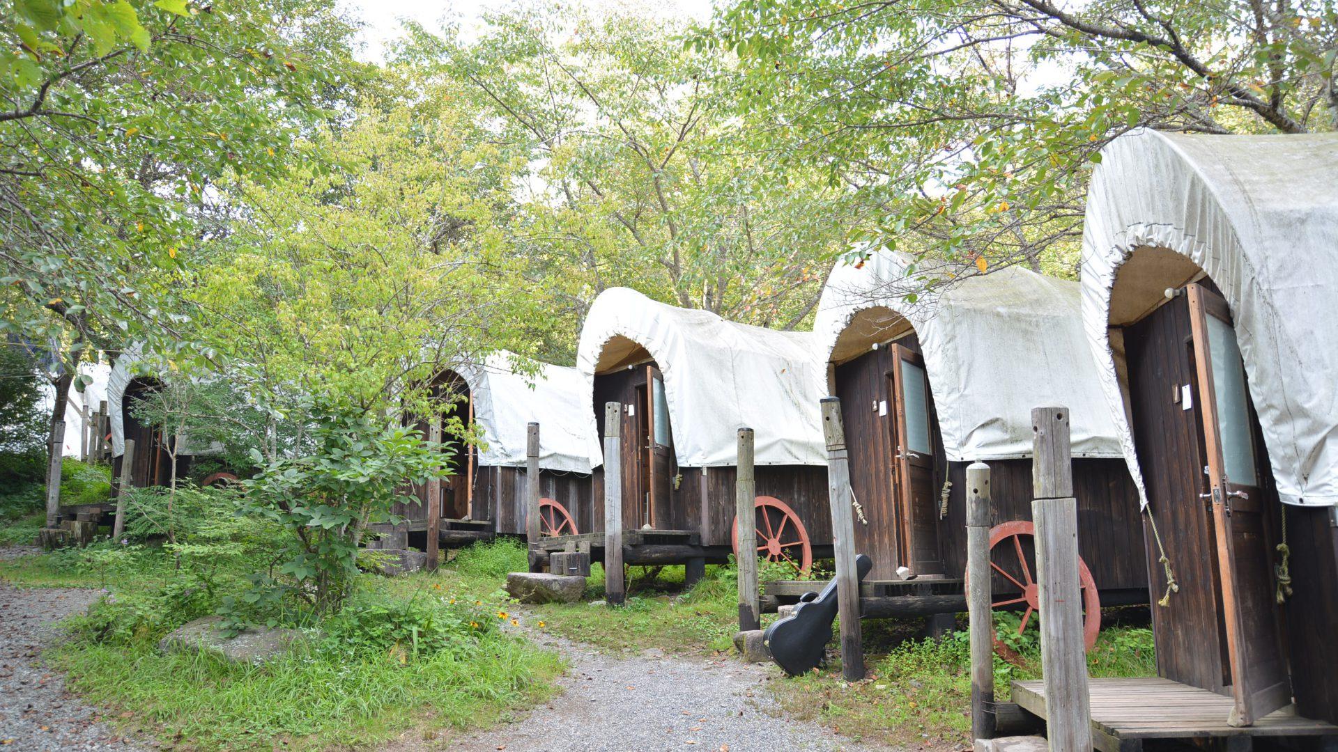 パーマリンク先: Django Campジャンゴキャンプ