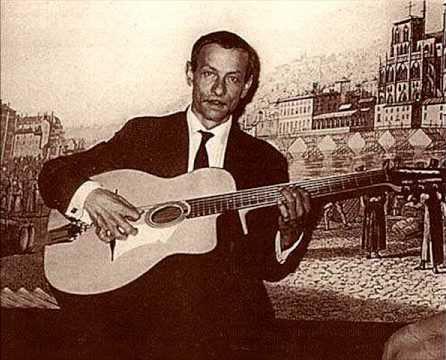 パーマリンク先: Tchan Tchou Vidal(1923 – 1999)(チャン・チュウ・ヴィダル)|ギタリスト